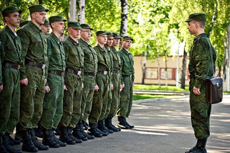 Когда не берут в армию?