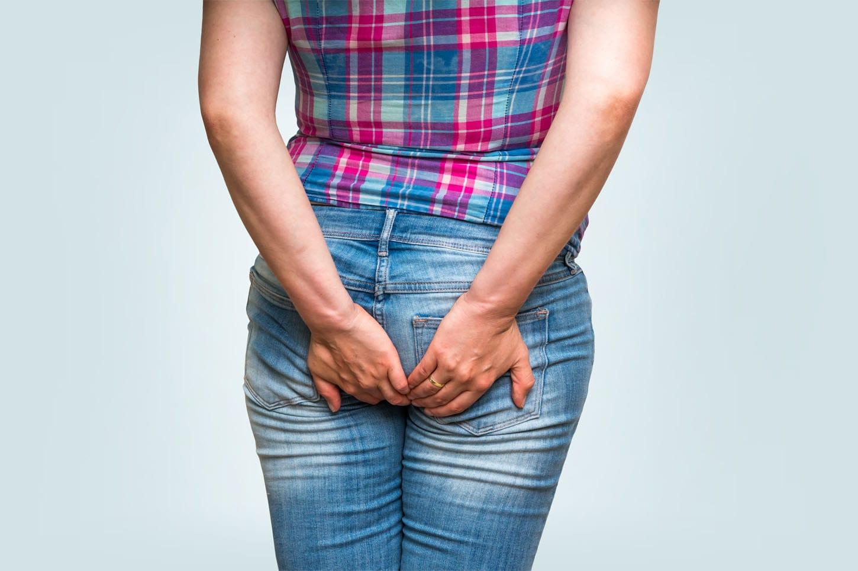 Симптомы геморроя наружного и внутреннего