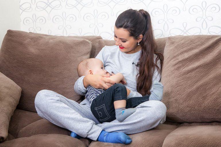 Причины и симптомы геморроя у кормящих матерей