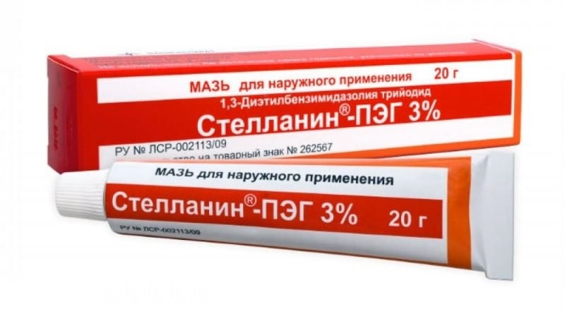 Стелланин при геморрое