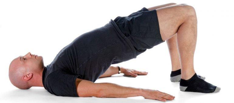 Упражнения от геморроя для мужчин