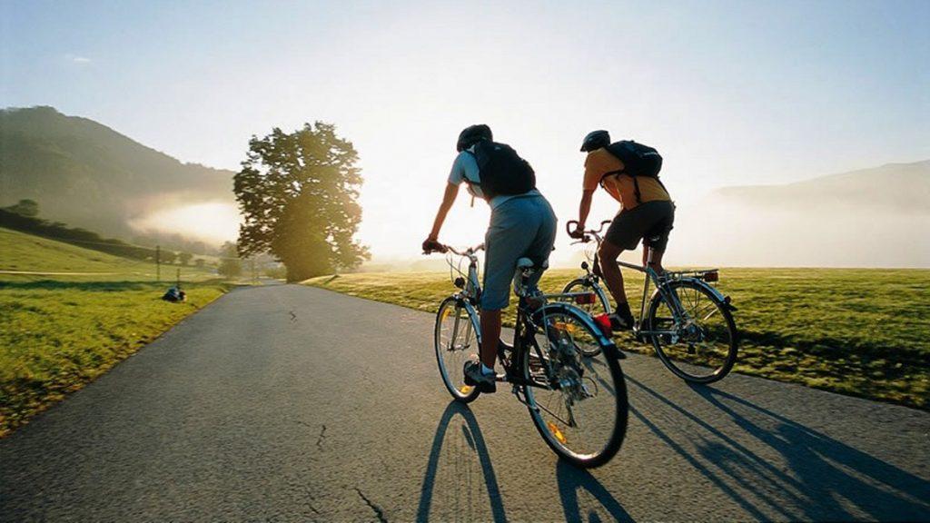 Правила езды на велосипеде при геморрое