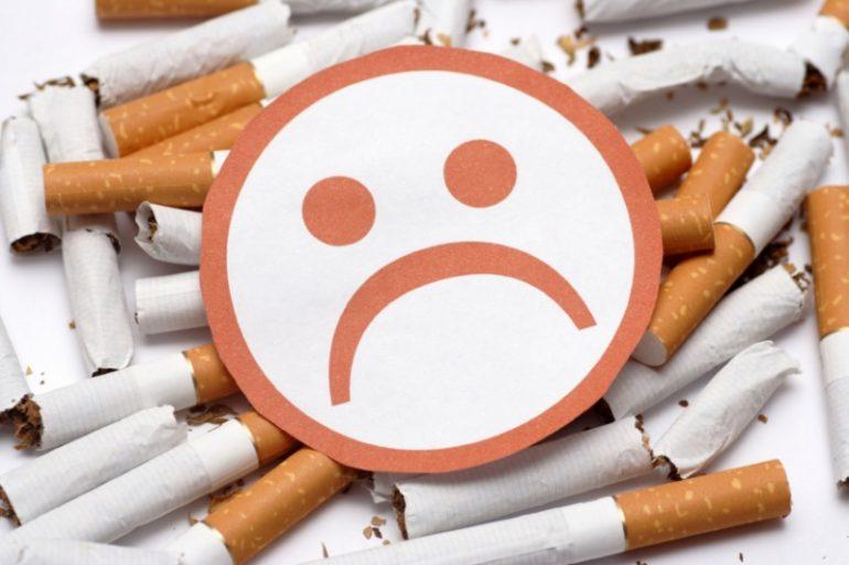 Трудности терапии для курильщиков