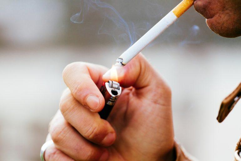 Курение – провокатор геморроя