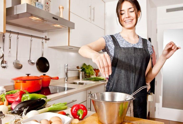 Как готовить пищу?