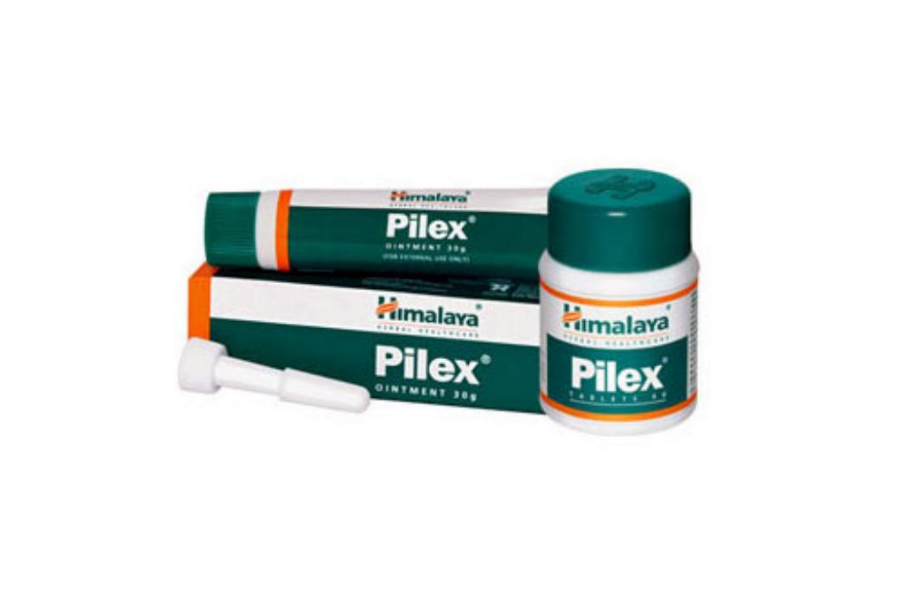 Пайлекс (Пилекс) таблетки Himalaya Pilex бад от геморроя, для вен и сосудов где купить - капсулы 8176